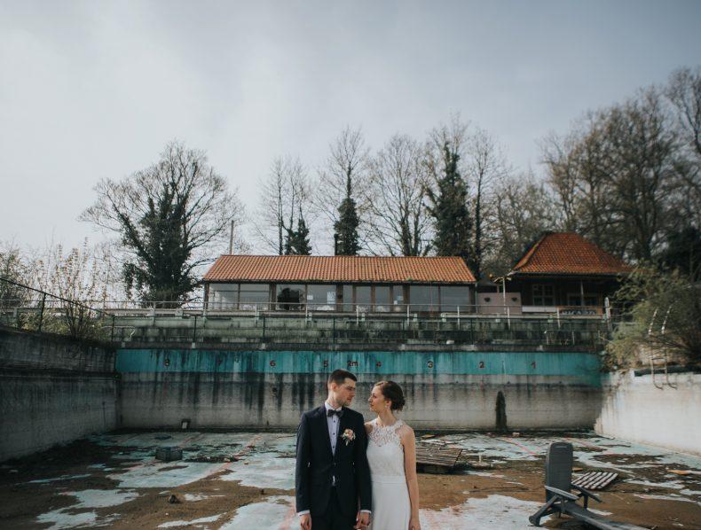 Huwelijk Hanne & Thijs
